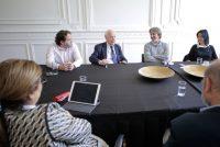 Lavagna se comprometió a atender la protección de la biodiversidad argentina