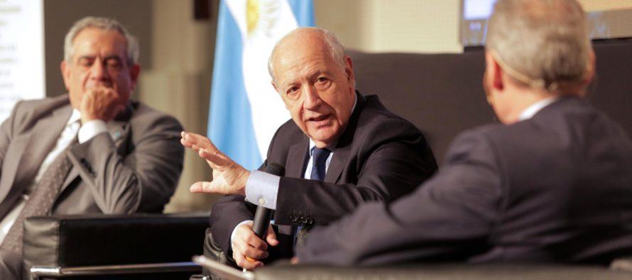 Lavagna sobre el dinero entregado por el FMI: