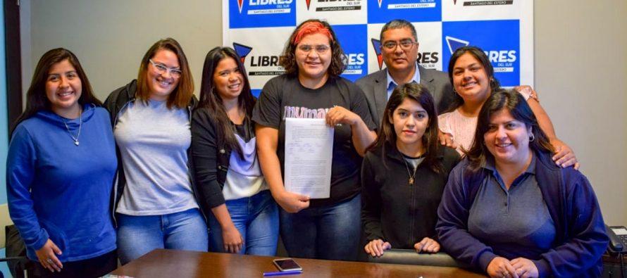 [Santiago del Estero] El diputado Fernando Giménez presenta Ley contra el Acoso Callejero