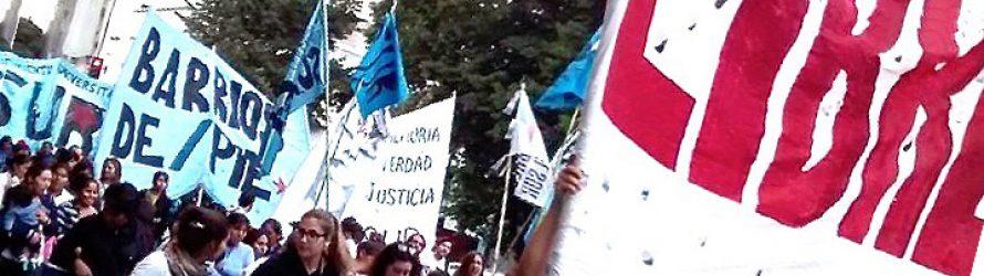 Macri lleva el país al desastre. Declaración nacional de Libres del Sur.