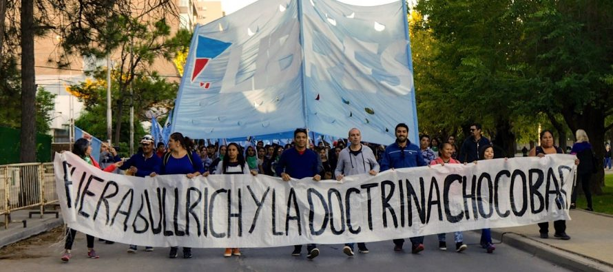"""[Neuquén] Jesús Escobar: """"El 24 de marzo construye futuro"""""""