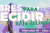Debate por aborto legal. Vamos por la media sanción de diputades!