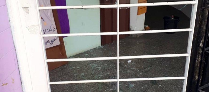 [La Matanza] Violencia contra nuestro local