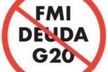 """Lanzan en Argentina la """"Semana de Acción Contra la Cumbre del G20 y el FMI"""""""