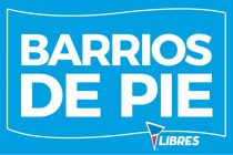[La Plata] Barrios de Pie moviliza al Ministerio de Educación