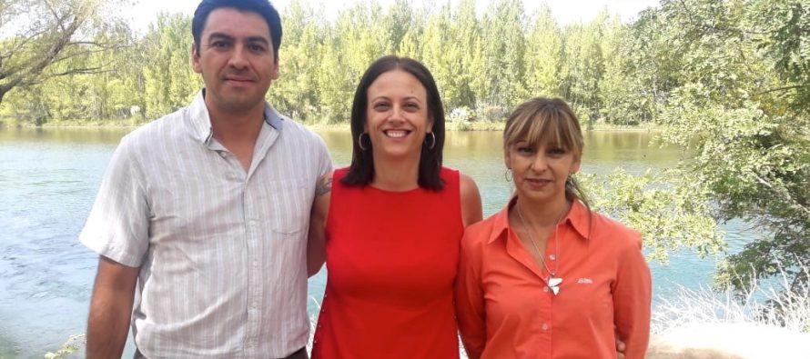 [Plottier] Lopez y Guala de Plottier integran la lista de Mercedes Lamarca