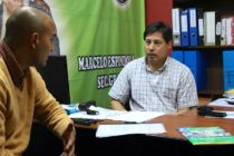 [Moreno] Reuniones con sindicatos municipales