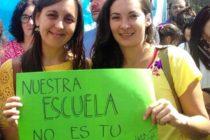 [La Plata] Rechazamos rotundamente la represión de Cambiemos a los docentes