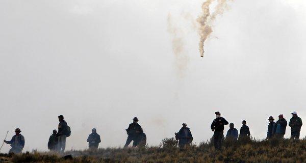 violencia Bolivia