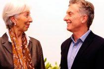El Gobierno Nacional y la subordinación al FMI - Editorial de Humberto Tumini