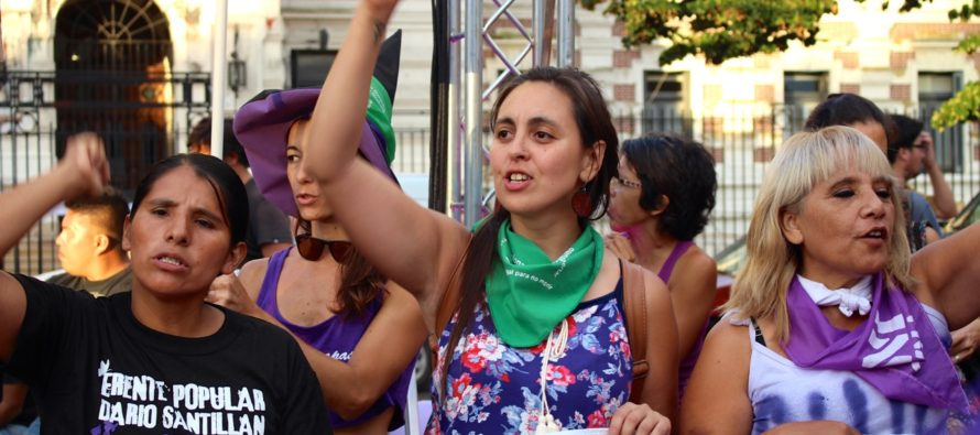 [La Plata] Que se declare la emergencia por violencia de género