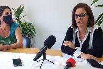 [Neuquén] Mercedes Lamarca busca reducir el costo de la política.