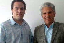 [San Luis] Joaquín Mansilla se reunió con el diputado nacional Claudio Poggi