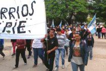 [Mar del Plata] Hoy: Corte por falta de accesos a barrios