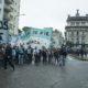 Barrios de Pie y organizaciones sociales marcharon contra la pobreza