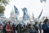 "Tumini: ""La misma cantinela frente a las protestas sociales"""