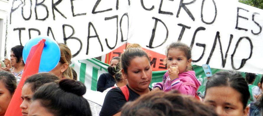 [Corrientes] Los comedores comunitarios en un balance de Barrios de Pie
