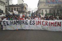 [La Plata] El hambre es un crimen: Marchamos en defensa de la Niñez y Adolescencia
