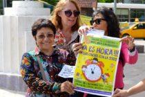 [Neuquén] Marcha de niños, niñas y adolescentes declarada de interés