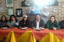 [Chaco] Organizaciones sociales marchan por Santiago Maldonado