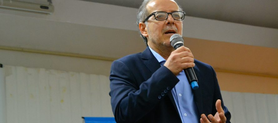 """[Chaco] Carlos Martínez: """"Presentamos una opción distinta para la provincia"""""""