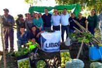 """[Chaco] Carlos Martínez: """"Necesitamos fortalecer también la pequeña producción agrícola"""""""