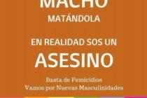 [Mendoza] Basta de Femicidios!