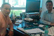 [Bs. As.] Sergio Massa y Jorge Ceballos se reunieron hoy en Tigre