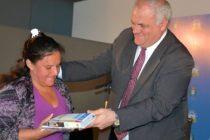 [Tucumán] Masso participó del lanzamiento del Programa Municipal de Alfabetización