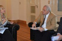 [Tucumán] El diputado Masso se reunió con la Ministra de Salud por niños con deficiencia nutricional