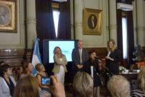 [Tucumán] Masso en homenaje del Senado a Dora Ibáñez