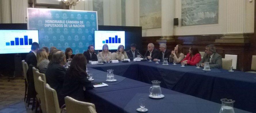 Masso participó de la presentación del IPC-Marzo