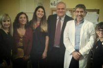 [CABA] Masso y Velasco visitaron el Álvarez por tratamientos para adicciones