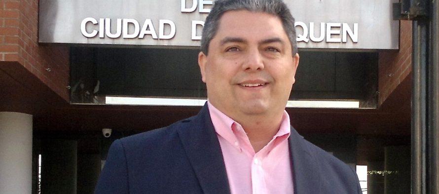 [Plaza Huincul] Carlos Matzkin participó del Foro Activo por