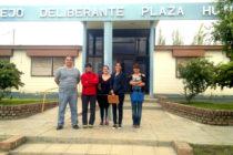 [Plaza Huincul] Matzkin se reunió con proteccionistas