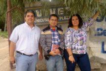 [Plaza Huincul] Libres del Sur visitó el Vivero Municipal