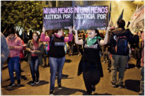 [Mar del Plata] Mar del Plata volvió a reclamar NI UNA MENOS por violencia de género