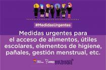 Mumalá: Ante la crisis económica, mujeres y disidencias, exigimos medidas urgentes