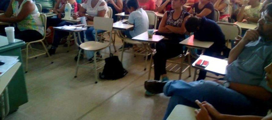 [Corrientes] Dirigentes de Barrios de Pie analizaron el rol de los medios en los conflictos sociales