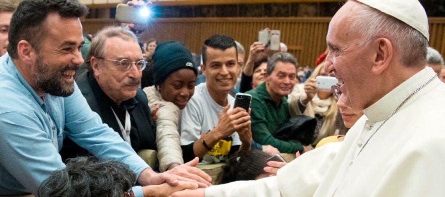 Barrios de Pie participará de la misa que celebra los 4 años del Papa Francisco