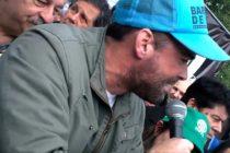 """Daniel Menendez: """"Que el Gobierno escuche a los trabajadores"""""""