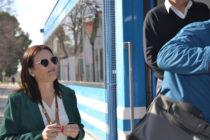 """[Neuquén] Tren del Valle: """"Hay que profundizar su presencia"""""""