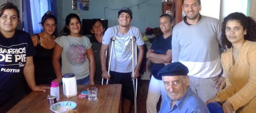 [Plottier] Abren un nuevo merendero en Los Hornos