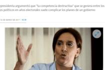 """[Córdoba] Michetti y sus vanos sueños de """"efectividad"""". Por N. Moccia"""