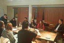 [Plaza Huincul] Carlos Matzkin propone el Programa Municipal Primer Empleo.