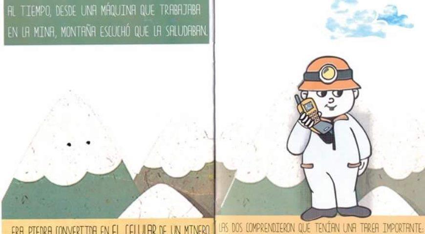 El Cuento O Verso Minero Ahora Para Ninos Libres Del Sur