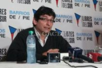 """[Salta] Libres del Sur quiere superar la """"grieta"""". Morello y Tumini"""