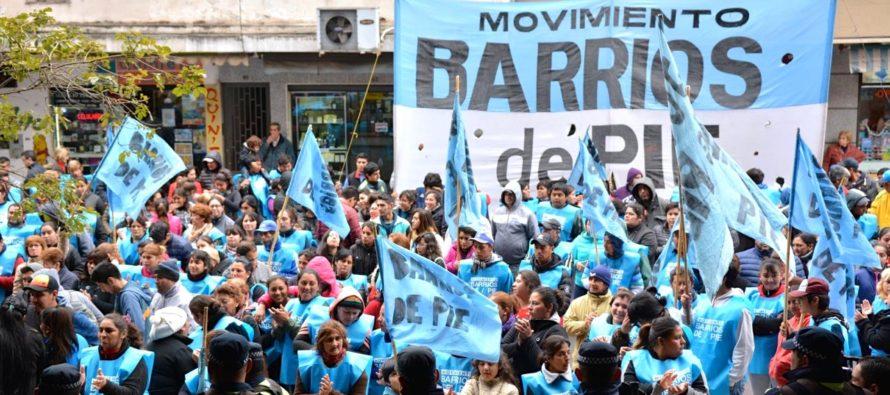 [Tucumán] Barrios de Pie movilizó a la Gerencia de Empleo