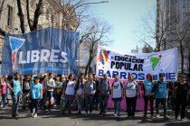 """[La Plata] Ailen Malacalza: """"Docentes con sueldos dignos y escuelas en mejores condiciones hacen una educación de calidad para nuestros niños y niñas"""""""