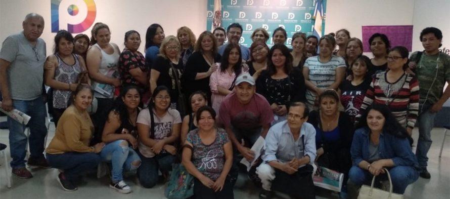 [CABA] Encuentro con mujeres migrantes en la Defensoría del Pueblo